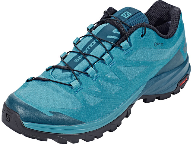 Salomon Outpath GTX Scarpe Donna blu/turchese
